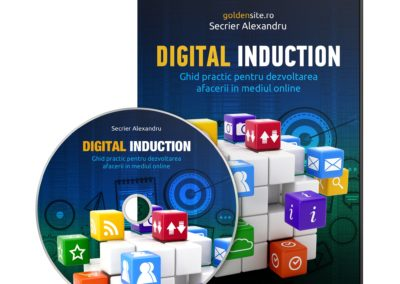 Digital Induction – Curs Video – Crează-ți Propriul Site Rapid Fara Costuri Mari