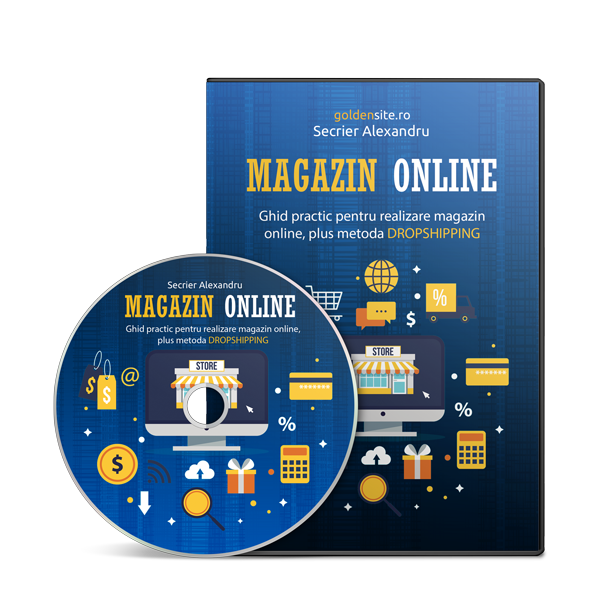Realizare Magazin Online Modern – Plus Dropshipping