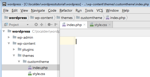 WordPress Theme Development Tutorial Step By Step – Vegibit
